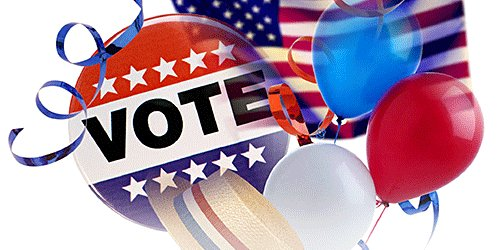 November Election - Register to Vote, Ballot Sample, and Absentee voting