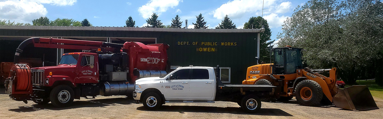 Public Works, Sewer & Water