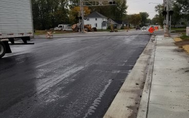 5th Street Construction Project Updates