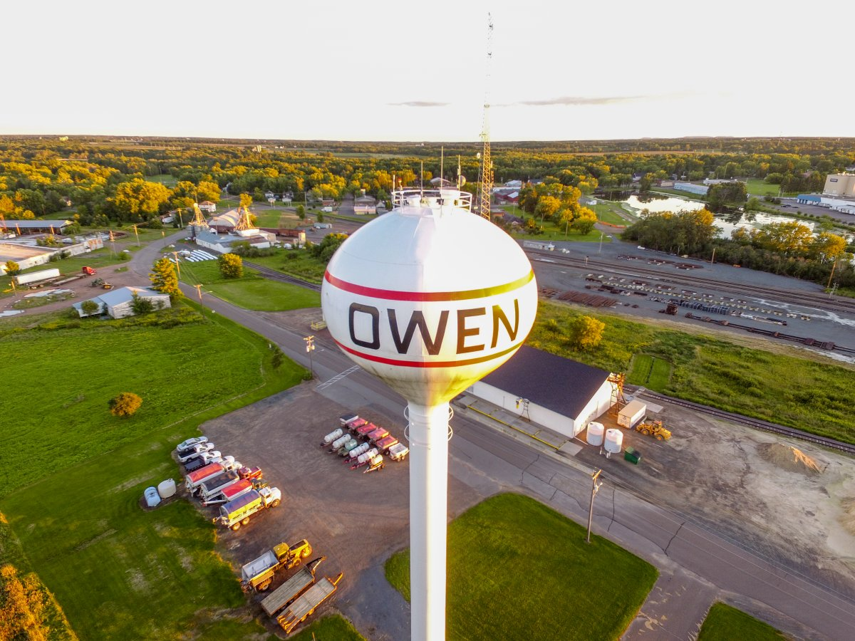 Owen Community Cleanup Day May 15, 8am-4pm